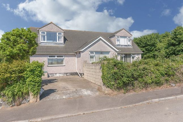 Thumbnail Bungalow for sale in Relistian Park, Gwinear, Hayle
