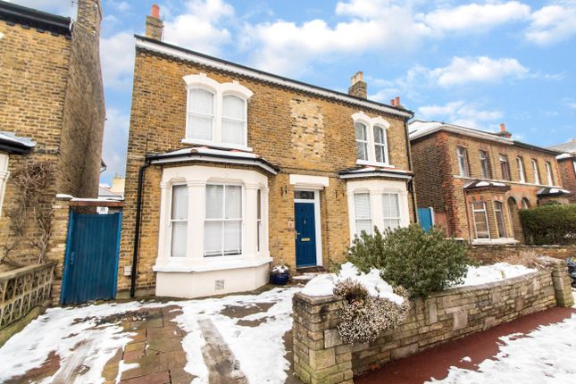 Thumbnail Detached house for sale in Park Terrace, Wescliff-On-Sea