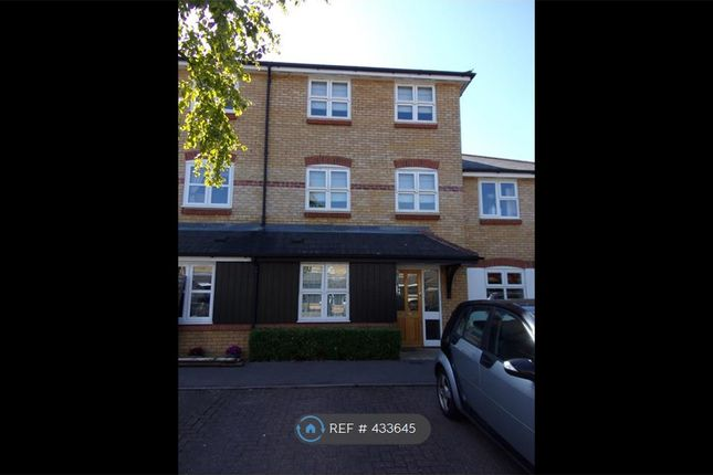Thumbnail Terraced house to rent in Mulready Walk, Hemel Hempstead