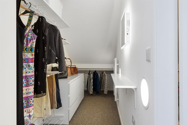 Walk In Wardrobe of Cheadle Road, Forsbrook, Stoke-On-Trent ST11