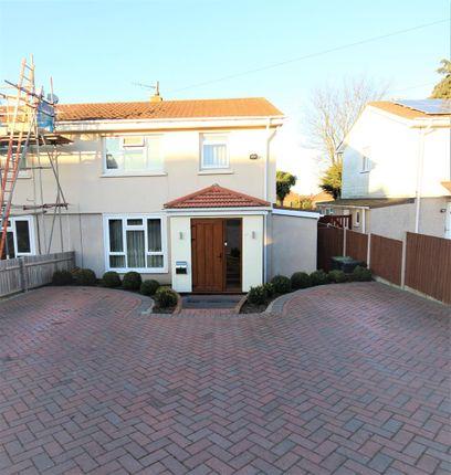 4 bed semi-detached house for sale in Bourne Road, Gravesend DA12