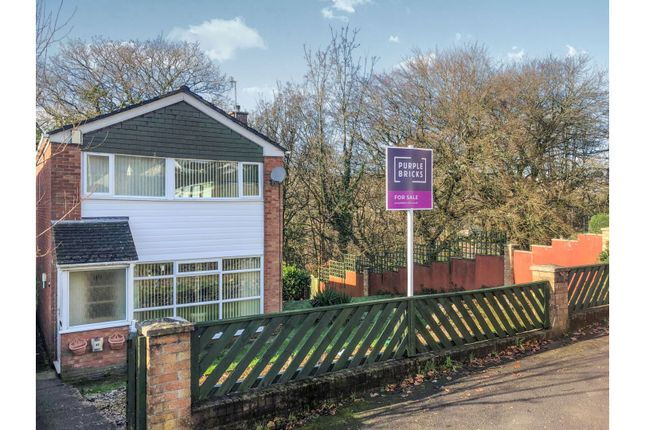 Thumbnail Detached house for sale in Sycamore Court, Blackwood