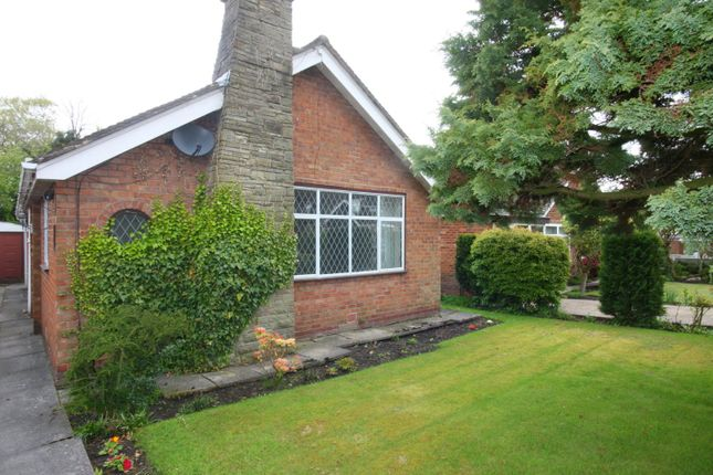 Thumbnail Detached bungalow to rent in The Drive, Lymm