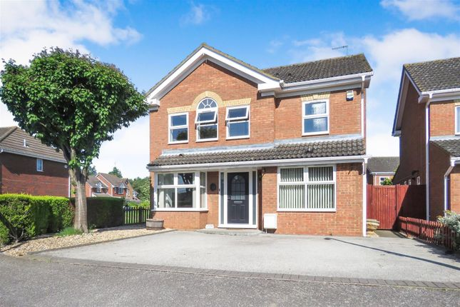 Thumbnail Detached house for sale in Primrose Close, Biggleswade