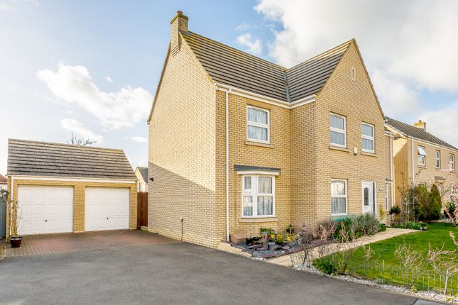 Thumbnail Detached house for sale in York Road, Chatteris