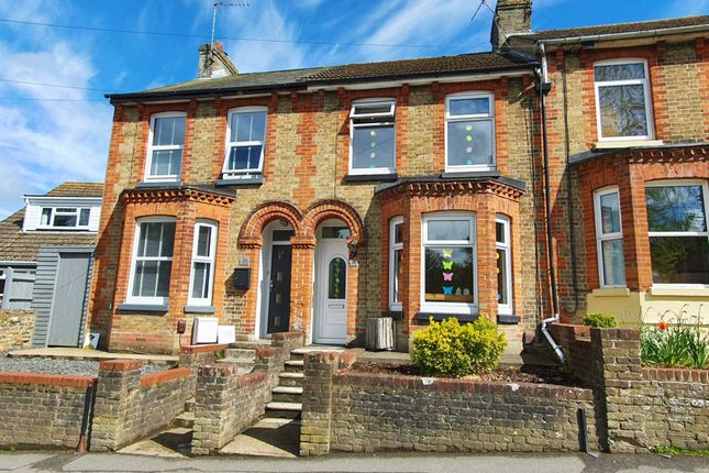 3 bed terraced house for sale in Minnis Lane, River CT17
