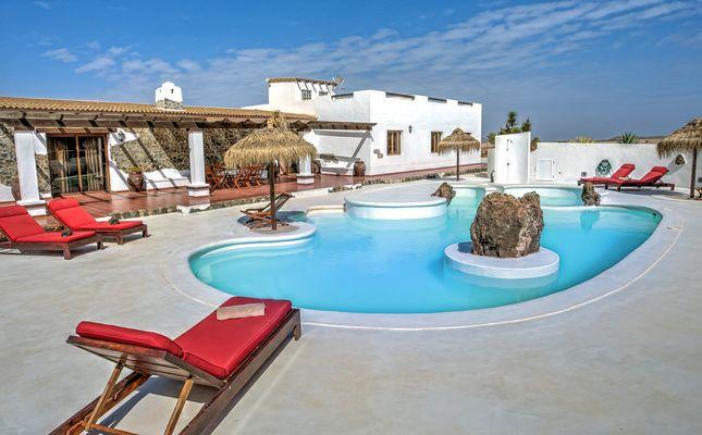 Thumbnail Villa for sale in Casillas De Morales, Antigua, Canary Islands, Spain