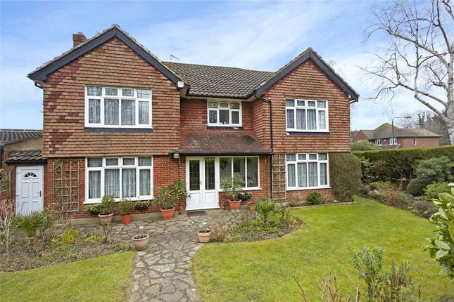 Thumbnail Detached house for sale in Chiltern Road, South Sutton, Surrey