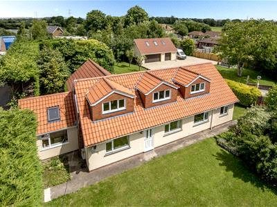 Thumbnail Detached house for sale in Upper Dunwear, Bridgwater, Somerset
