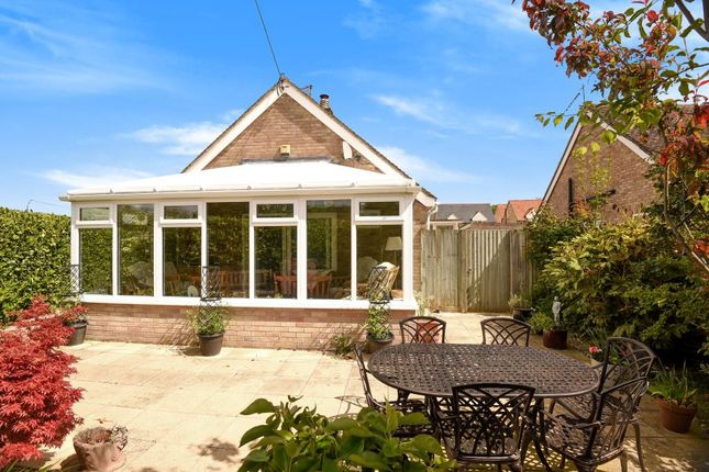 Thumbnail Detached bungalow for sale in Chalgrove, Oxford