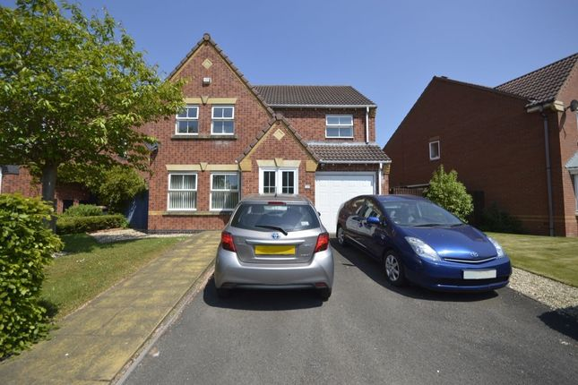 Thumbnail Detached house for sale in Arundel Close, Randlay, Telford