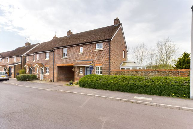 3 bed end terrace house for sale in Acorn Gardens, Burghfield Common, Reading, Berkshire RG7