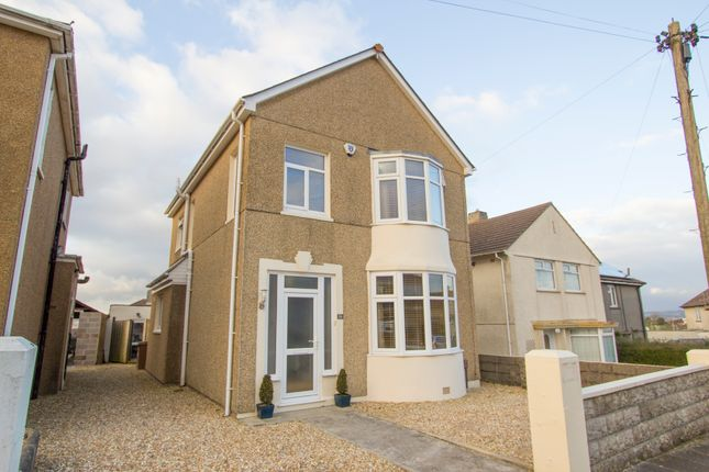 Thumbnail Detached house for sale in Hill Top Crest, Higher St Budeaux, Plymouth