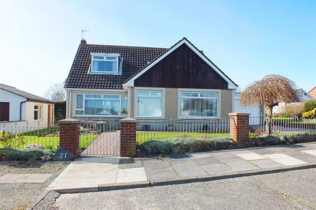 Thumbnail Detached bungalow for sale in Steynton Road, Milford Haven, Pembrokeshire