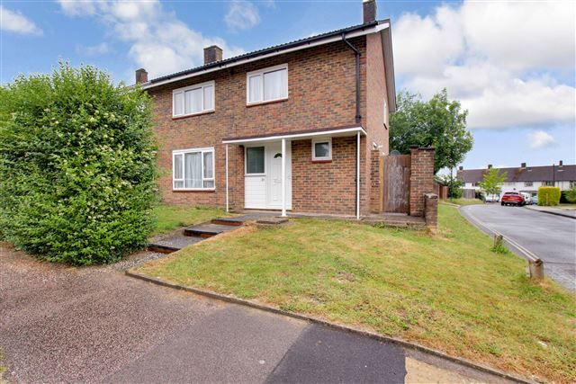 Thumbnail End terrace house to rent in Forester Road, Crawley