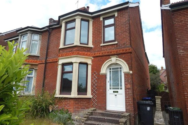 Thumbnail Semi-detached house to rent in Coombe Road, Salisbury, Wiltshire