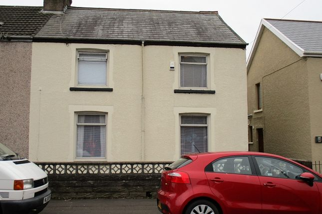 Thumbnail Semi-detached house for sale in Depot Road, Cwmavon, Port Talbot, .