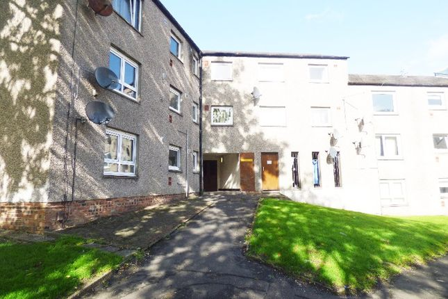 Thumbnail Flat to rent in Tarbolton Road, Cumbernauld, North Lanarkshire