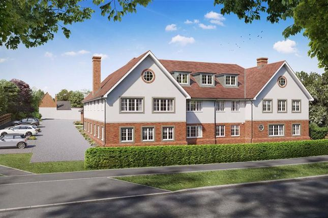 2 bed flat for sale in Waterhouse Court, Norton Way South, Letchworth Garden City, Herts SG6