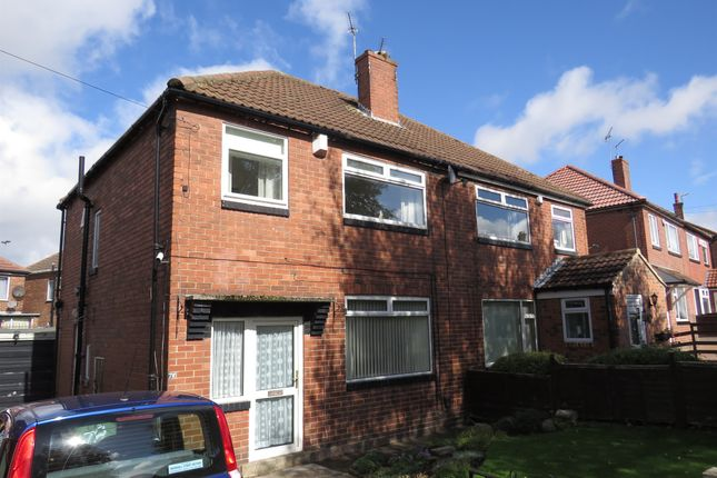 Thumbnail Semi-detached house for sale in Sandway, Leeds