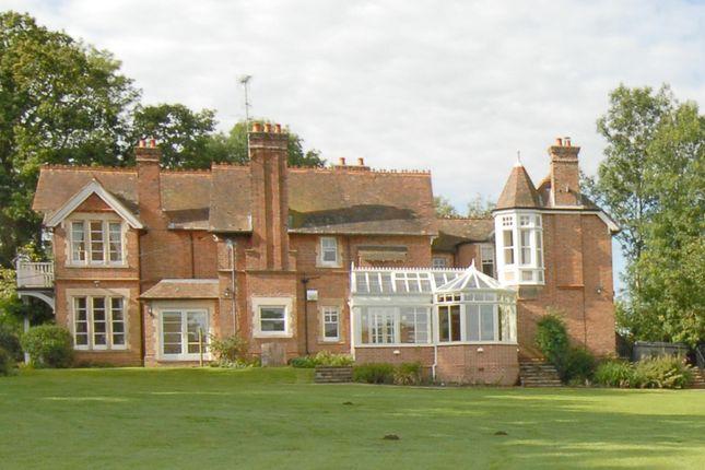 Thumbnail Detached house to rent in Lockram Lane, Wokefield, Mortimer, Reading