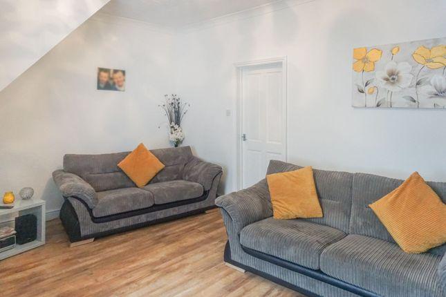 Living Room of Seventh Street, Peterlee SR8