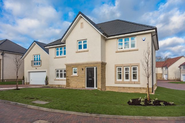 Thumbnail Detached house for sale in Evie Wynd, Newton Mearns, Glasgow
