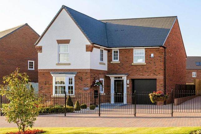"""Thumbnail Detached house for sale in """"Drummond"""" at Blenheim Close, Stafford"""