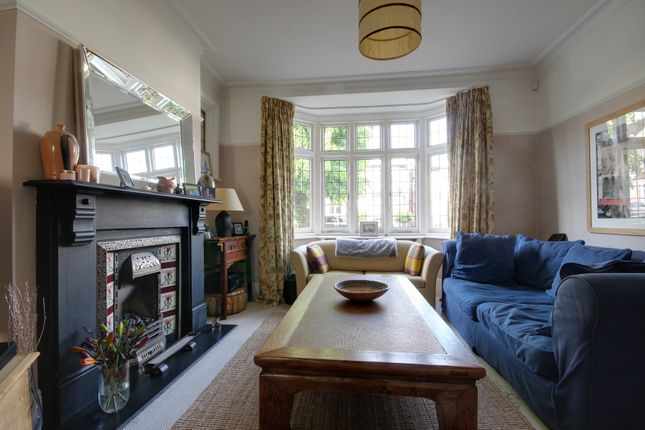 Thumbnail Semi-detached house for sale in Compton Road, Winchmore Hill