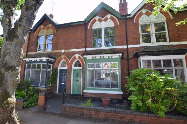 Thumbnail Terraced house for sale in Second Avenue, Selly Park, Birmingham