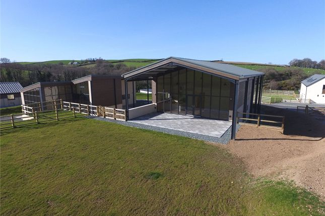Thumbnail Detached house for sale in Warracott Farm Barns, Chillaton, Lifton, Devon