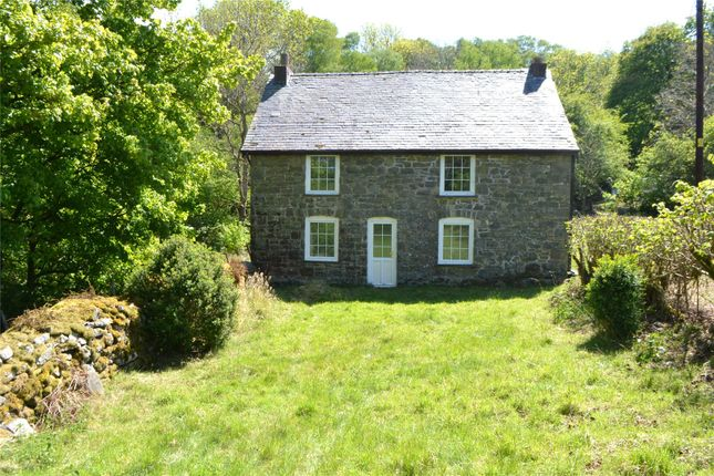 Thumbnail Detached house for sale in Carno, Caersws, Powys