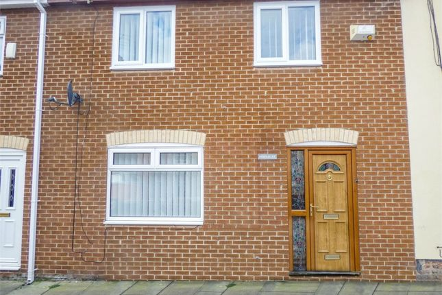 Thumbnail Terraced house for sale in Colenso Street, Hartlepool, Durham