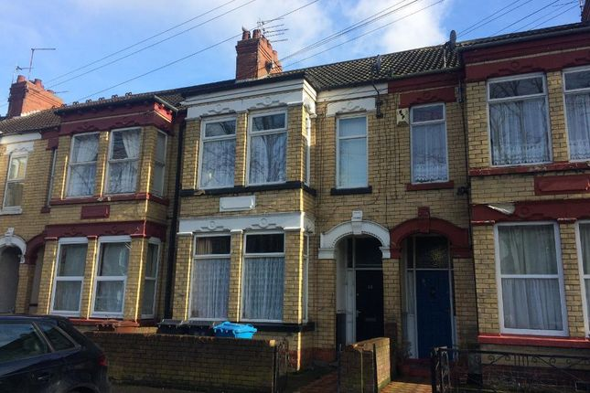 Thumbnail Terraced house for sale in Boulevard, Hull