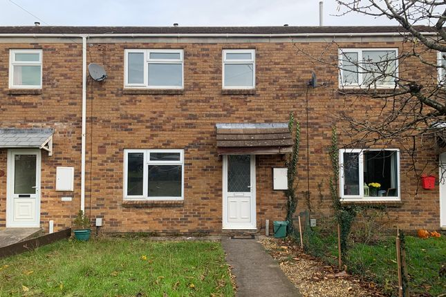 Thumbnail Semi-detached house to rent in Aeron Close, Barry