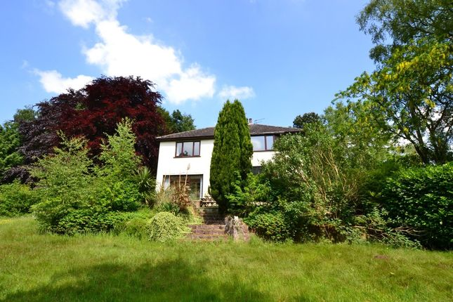 Thumbnail Detached house for sale in Manor Road, Baldwins Gate, Newcastle