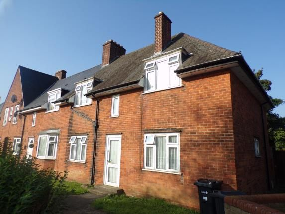 Thumbnail End terrace house for sale in Angle Green, Chadwell Heath, Romford