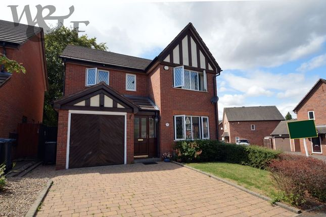 Thumbnail Detached house for sale in Sycamore Crescent, Erdington, Birmingham
