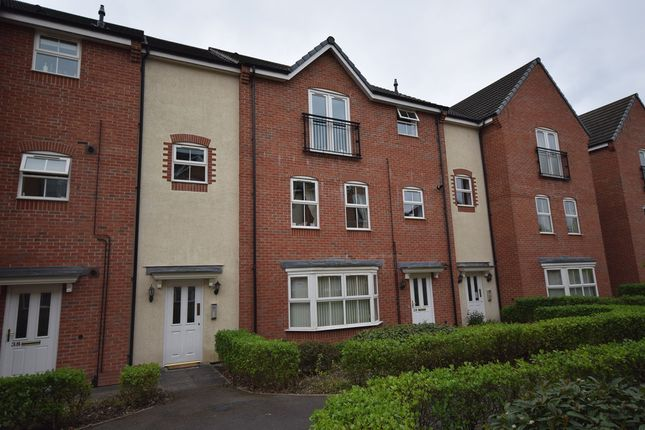 Thumbnail Flat to rent in Archers Walk, Stoke-On-Trent