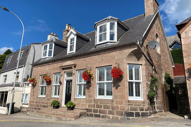 Thumbnail Detached house for sale in High Street, Banchory