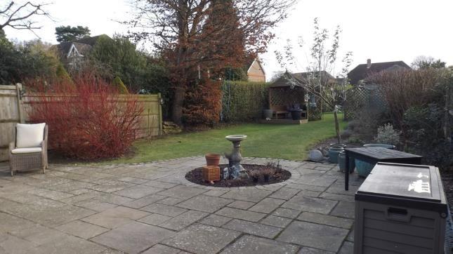 Garden of Sandy Lane, Crawley Down, West Sussex RH10