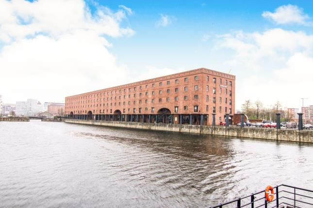 Thumbnail Flat for sale in South Quay, Wapping Quay, Liverpool, Merseyside