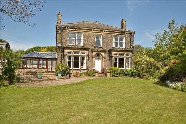 Thumbnail Detached house for sale in Dean Lodge, Nepshaw Lane North, Morley, Leeds, West Yorkshire