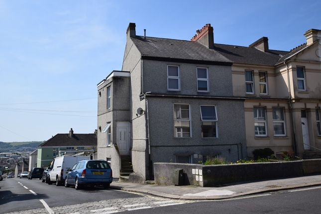 Thumbnail Flat for sale in Mount Gould Road, Plymouth