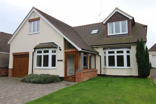 Thumbnail Detached house to rent in Pilgrims Way West, Otford, Sevenoaks