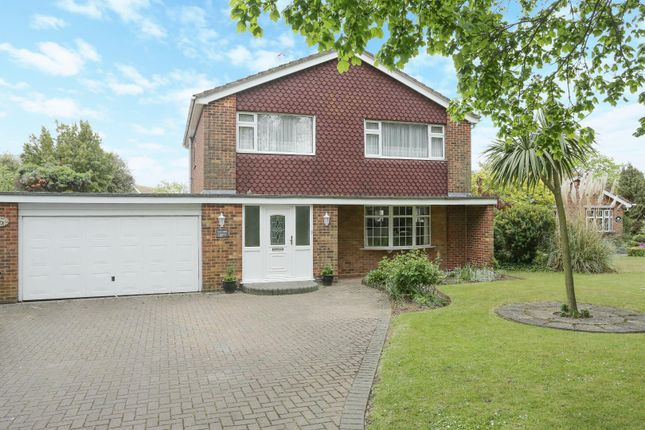 Thumbnail Detached house for sale in George Hill Road, Broadstairs