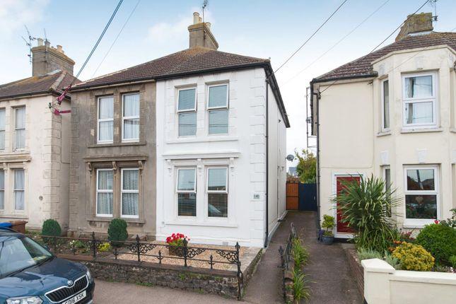Thumbnail Semi-detached house for sale in Station Road, Teynham, Sittingbourne