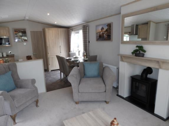 Living Room of Garsdale Road, Sedburgh, Cumbria LA10