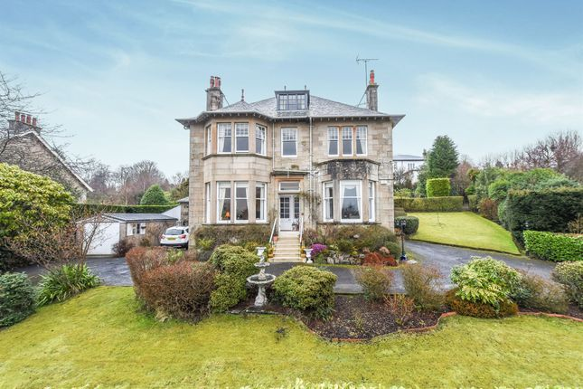 Thumbnail Detached house for sale in Gryffe Road, Kilmacolm