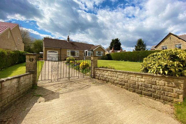 3 bed bungalow for sale in Glen Road, Castle Bytham, Grantham NG33